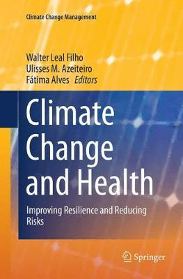 Climate Change and Health image