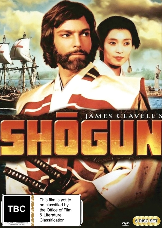 Shogun The Mini-series - Special Edition on DVD