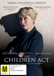The Children Act on DVD