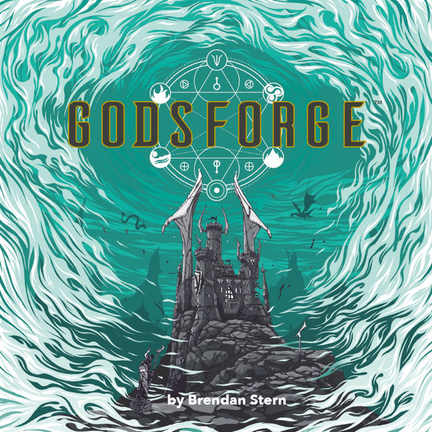 Godsforge - Board Game