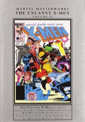 Marvel Masterworks: The Uncanny X-men Vol. 11 by Chris Claremont