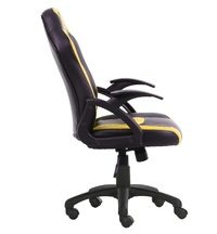 Gorilla Gaming Little Monkey Chair - Black & Yellow for