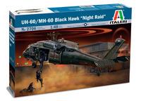 Italeri UH-60A Black Hawk Night Raid 1:48 Model Kit