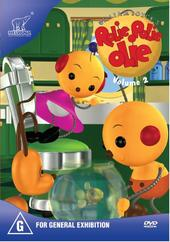 Rolie Polie Olie - Vol. 2 on DVD