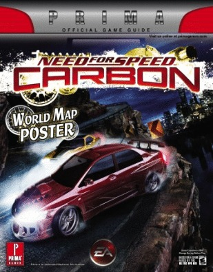 Need for Speed: Carbon Prima Official Game Guide