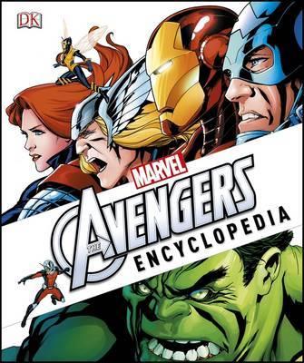 Marvel The Avengers Encyclopedia by Matt Forbeck