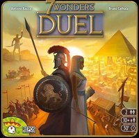 7 Wonders: Duel - Card Game