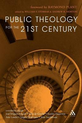 Public Theology for the 21st Century by William Storrar