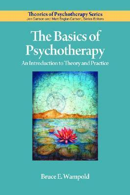 The Basics of Psychotherapy by Bruce E Wampold image