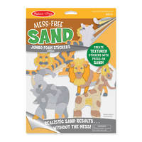 Melissa & Doug: Mess Free Sand (Jungle)