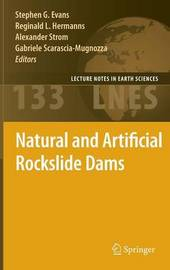 Natural and Artificial Rockslide Dams image