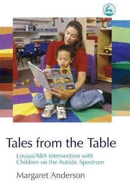 Tales from the Table by Margaret Anderson image