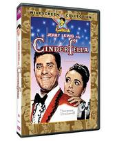 Cinderfella on DVD