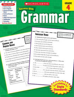 Grammar, Grade 4 image