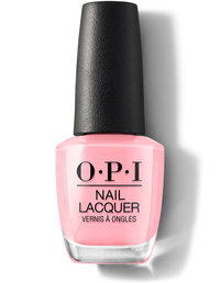 OPI Nail Lacquer - I Think in Pink (15ml)