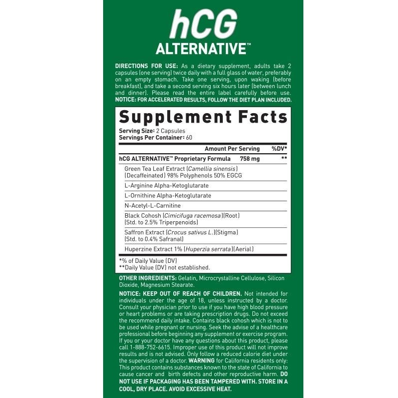 Biogenetic HCG Alternative (120 Tabs) image