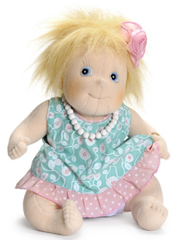 "Rubens Barn: Little Ida - 15"" Plush Doll"
