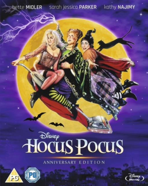 Hocus Pocus on Blu-ray