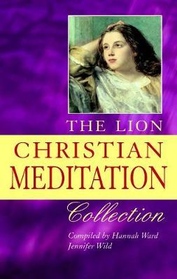 The Lion Christian Meditation Collection by Hannah Ward image
