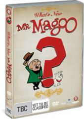 What's New Mr. Magoo? on DVD
