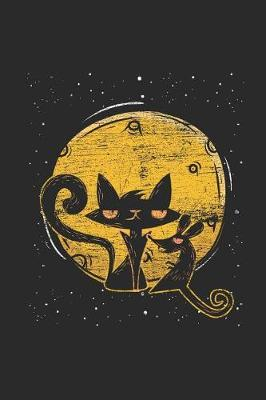 Cat, Mouse, And Moon by Mouse Publishing