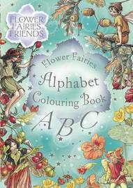 Flower Fairies Alphabet Colouring Book by Cicely Mary Barker image