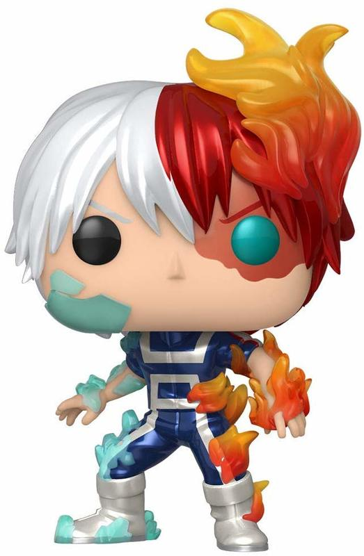 My Hero Academia: Todoroki (Metallic) - Pop! Vinyl Figure