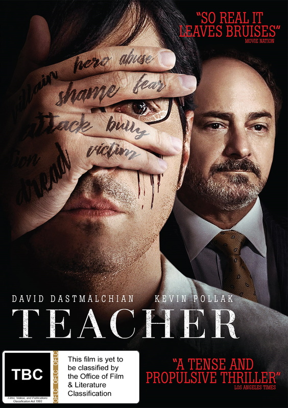 Teacher on DVD