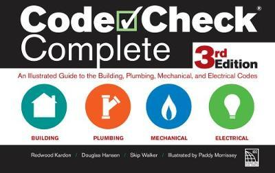 Code Check Complete 3rd Edition by Redwood Kardon