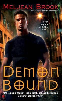 Demon Bound by Meljean Brook image