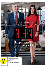 The Intern on DVD