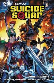 New Suicide Squad Vol. 1 (The New 52) by Sean Ryan