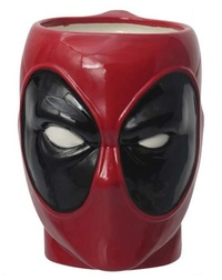 Marvel: Deadpool Head - Molded Mug image