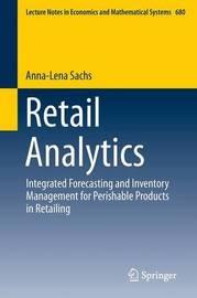 Retail Analytics by Anna-Lena Sachs
