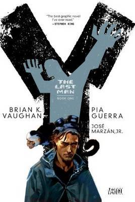 Y The Last Man Book One by Brian K Vaughan