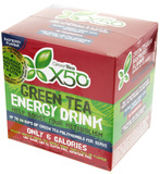 Green Tea X50 - Raspberry (60 serves)