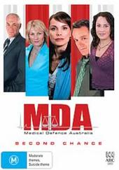 Mda: Second Chance on DVD