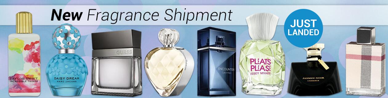 New Fragrance Shipment!