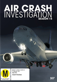 Air Crash Investigation - Season 15 on DVD