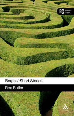 Borges' Short Stories by Rex Butler image