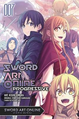 Sword Art Online Progressive, Vol. 7 (manga) by Kazune Kawahara