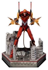 """Neon Genesis: Evangelion - EVA Production Model-02 - 30"""" Premium Statue"""