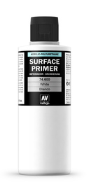 Vallejo Primer Acrylic White 200ml