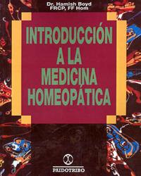 Introduccion a La Medicina Homeopatica by Hamish W. Boyd image