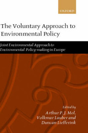 The Voluntary Approach to Environmental Policy image