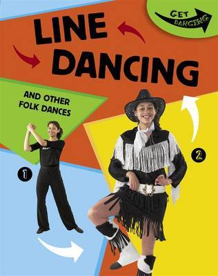 Line Dancing and Other Folk Dances by Rita Storey image