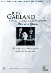 Judy Garland, Frank Sinatra & Dean Martin - Once In A Lifetime on DVD