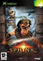 Sphinx and the Cursed Mummy for Xbox