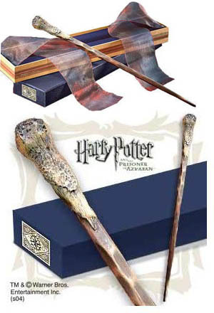 Harry Potter Wand Replica - Ron's with Ollivanders Box image
