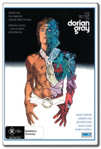 The Secret of Dorian Gray on DVD